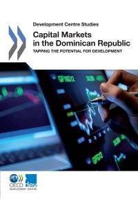 Capital Markets in the Dominican Republic - cover