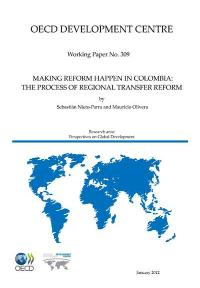 Making reform happen in Colombia - cover