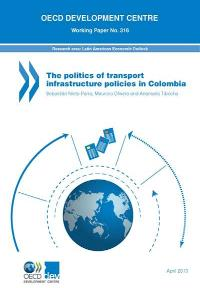 Politics of transport policies in Colombia - Cover
